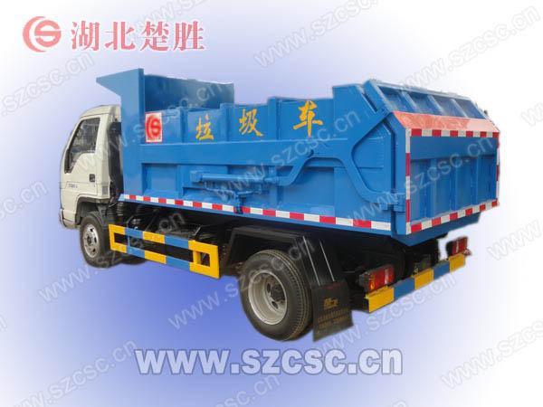 福田垃圾车图片