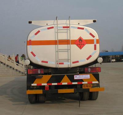 10吨油罐车后视图片